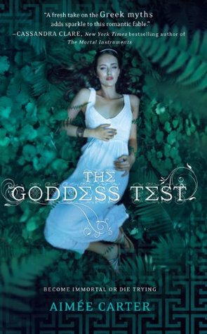 The Goddess Test Series by Aimee Carter